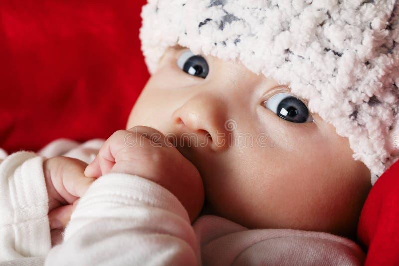 Śliczny szczęśliwy dziecko portret zdjęcie royalty free