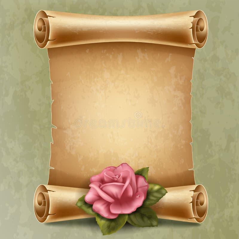 Ślimacznica papier ilustracja wektor