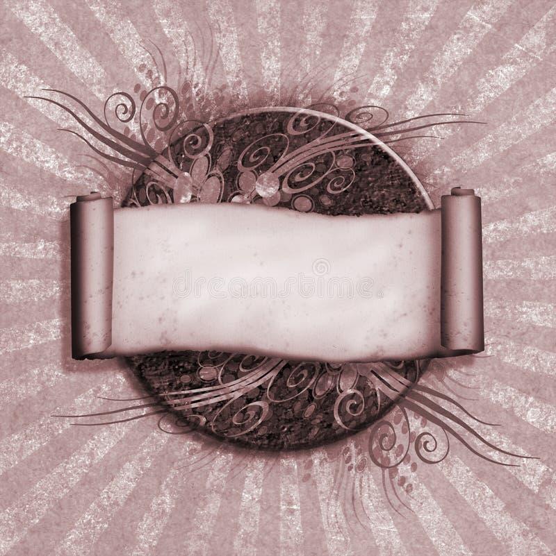 ślimacznica rocznik ilustracja wektor