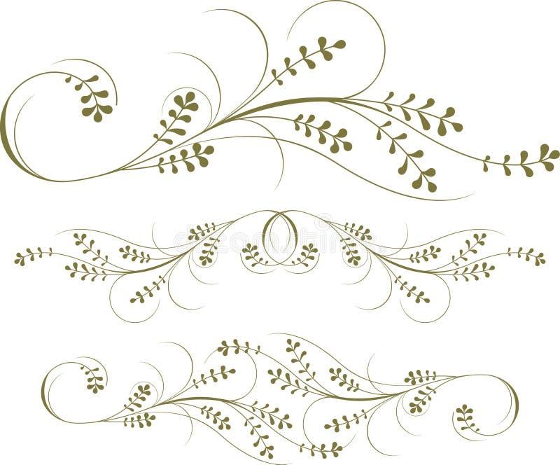 ślimacznica set ilustracji