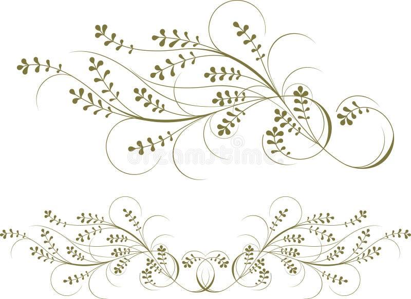 ślimacznica set royalty ilustracja