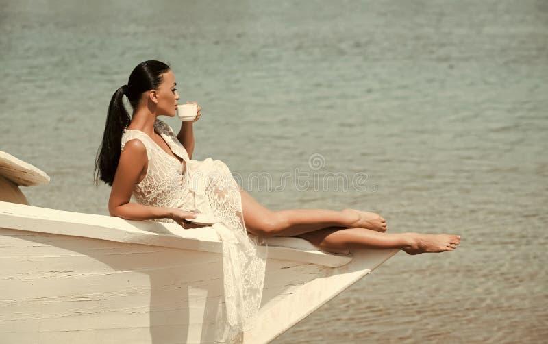 Ślubna moda i piękno obrazy royalty free