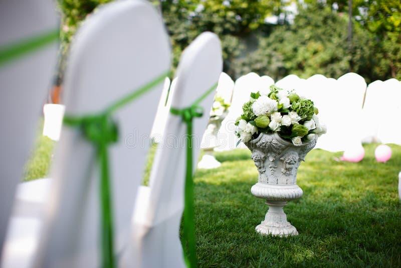 Ślubny kwiat zdjęcia royalty free