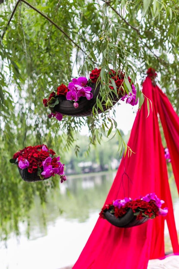 Ślubny kwiat zdjęcie stock