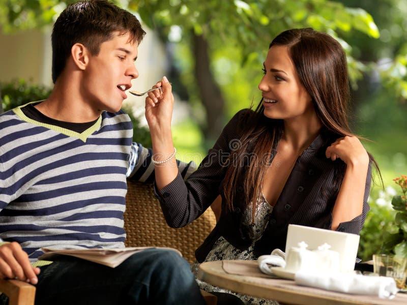 śmiech miłość obrazy royalty free
