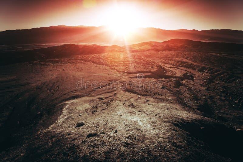 Śmiertelny Dolinny park narodowy zdjęcia stock