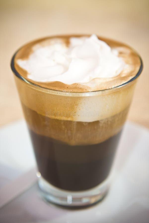 śmietanka kawowa zdjęcie royalty free