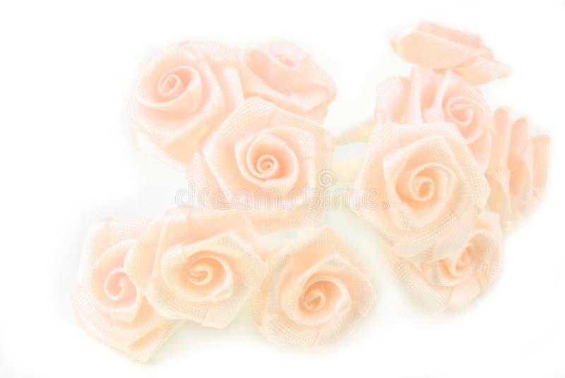 Śmietankowy róża kwiatu bukiet zdjęcia stock