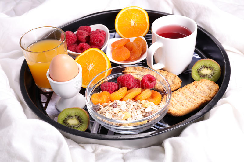 śniadanie zdjęcia royalty free