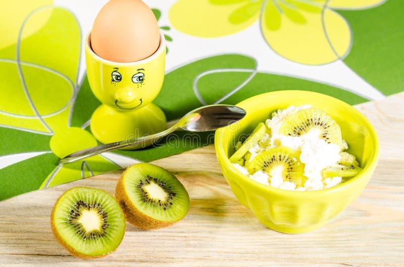 Śniadanie dla dziecka zdjęcie stock