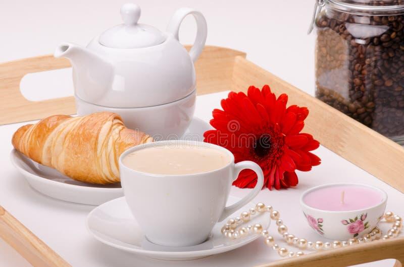 Śniadanie z miłością zdjęcie royalty free