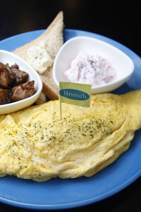śniadanio-lunch zdjęcie royalty free