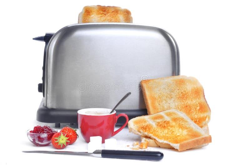 śniadanio-lunch Składniki Zdjęcia Stock