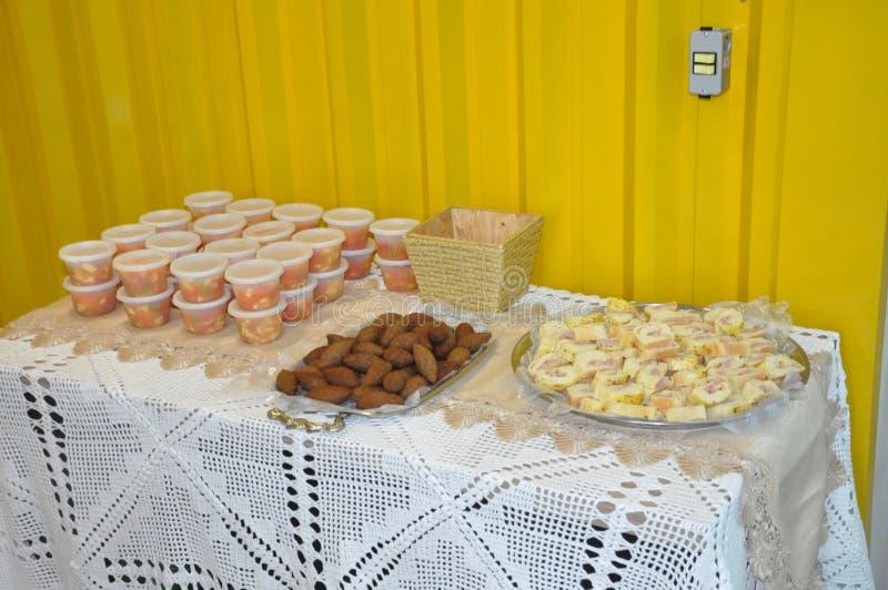 Śniadanio-lunch wybór zdjęcia royalty free