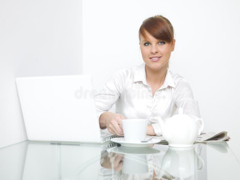 śniadaniowy biznes obrazy stock