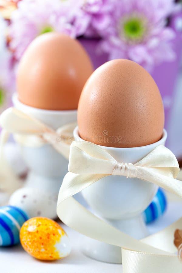 śniadaniowy Easter fotografia royalty free