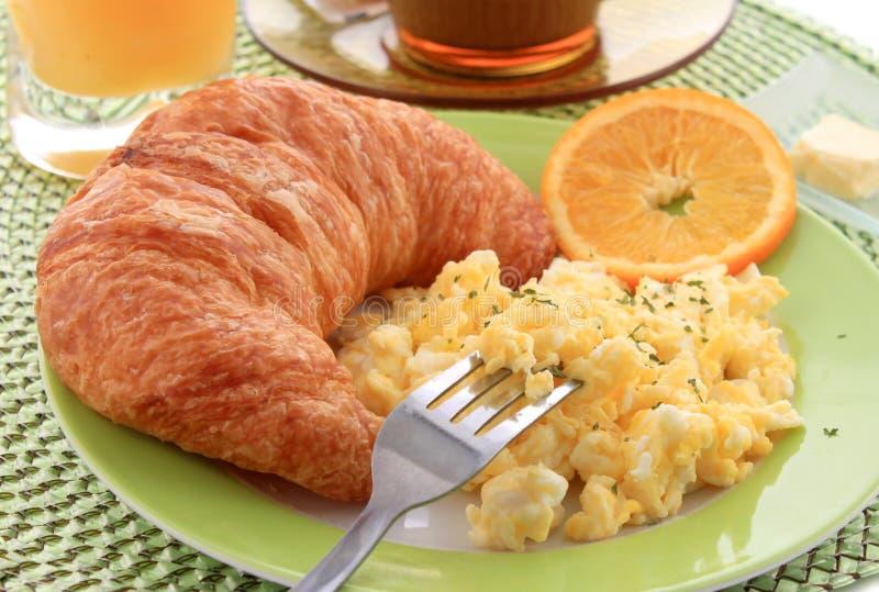 śniadaniowy kontynentalny obrazy stock
