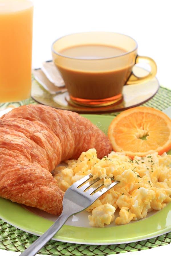 śniadaniowy kontynentalny obrazy royalty free