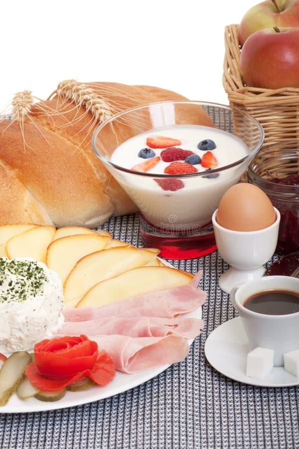 śniadaniowy kontynentalny zdjęcie royalty free