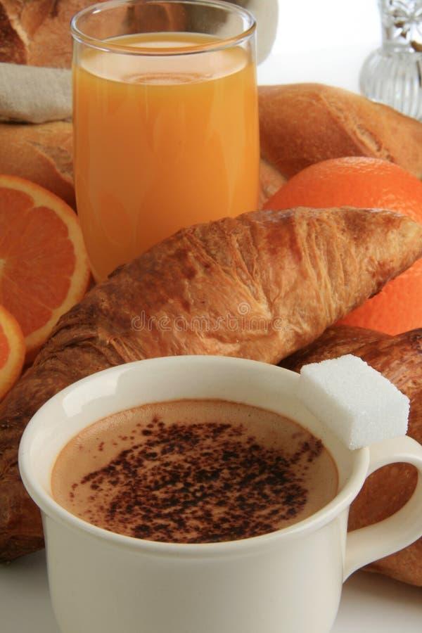 śniadaniowy kontynentalny zdjęcia stock