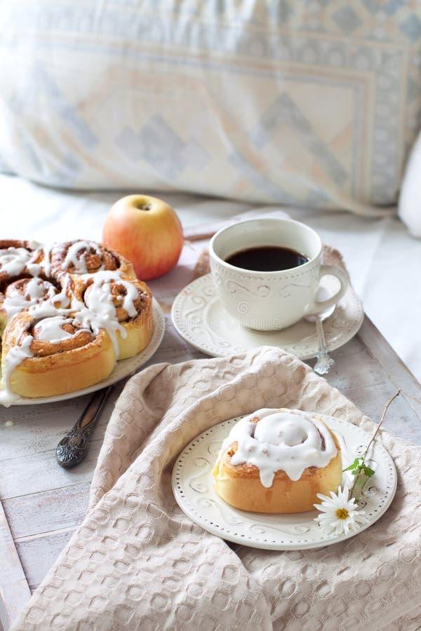 śniadaniowy romantyczny obraz royalty free