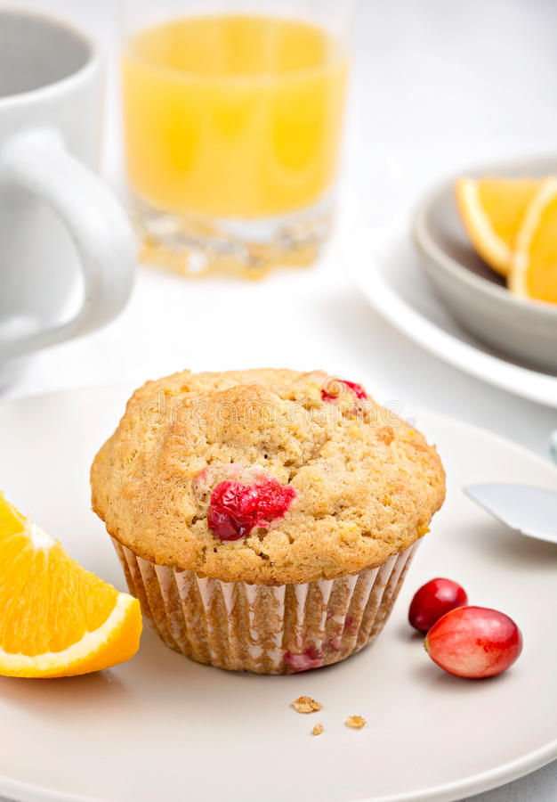 Śniadaniowy słodka bułeczka obrazy royalty free