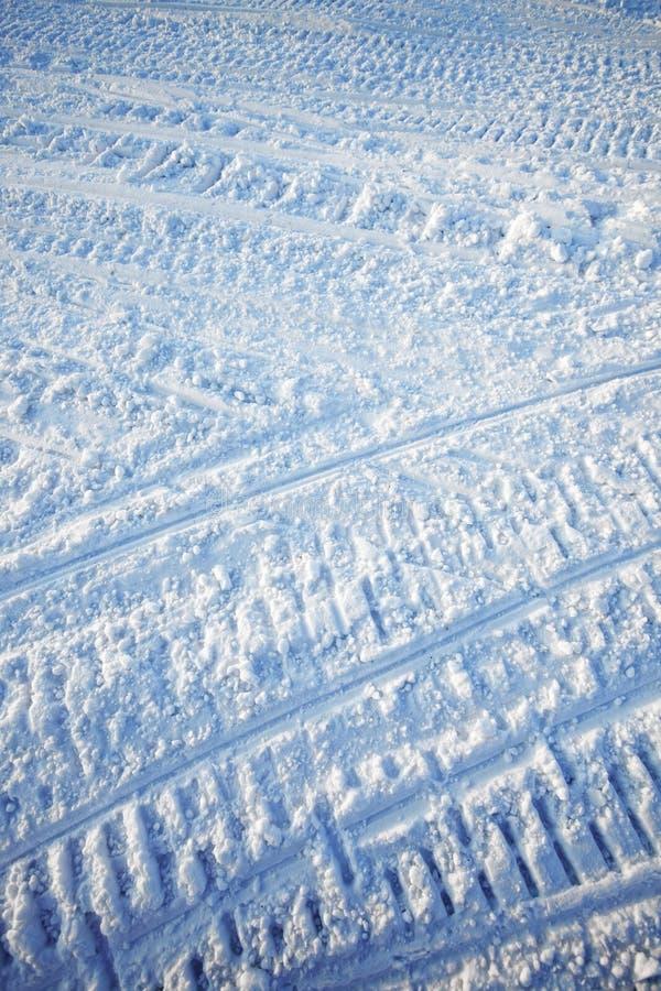śnieżna tekstura zdjęcie royalty free