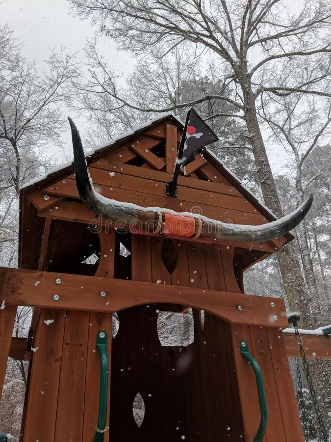 śnieg zdjęcie royalty free