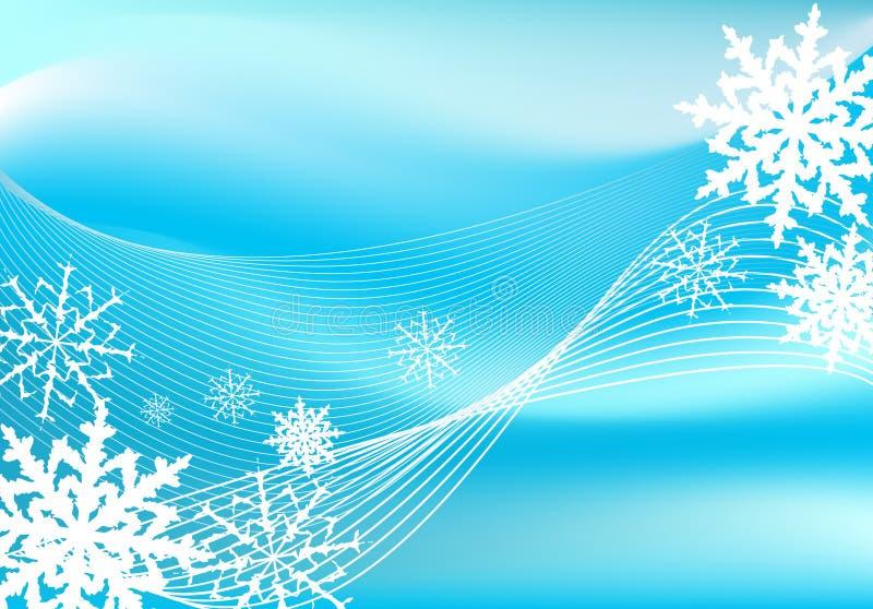 śnieg ilustracji