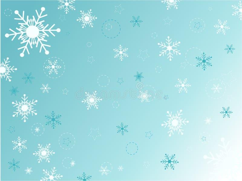 śnieg ilustracja wektor