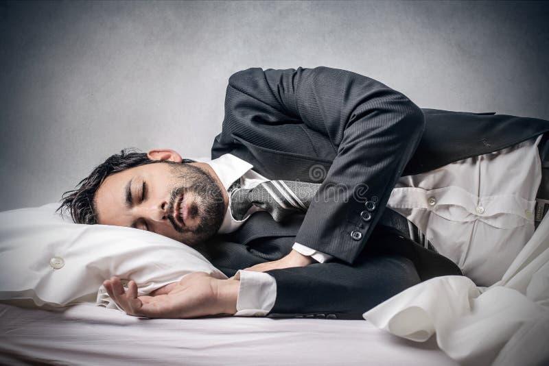 śpiący obrazy stock