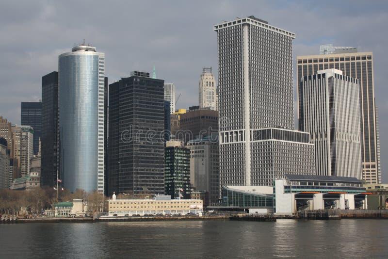Śródmieście NYC fotografia stock