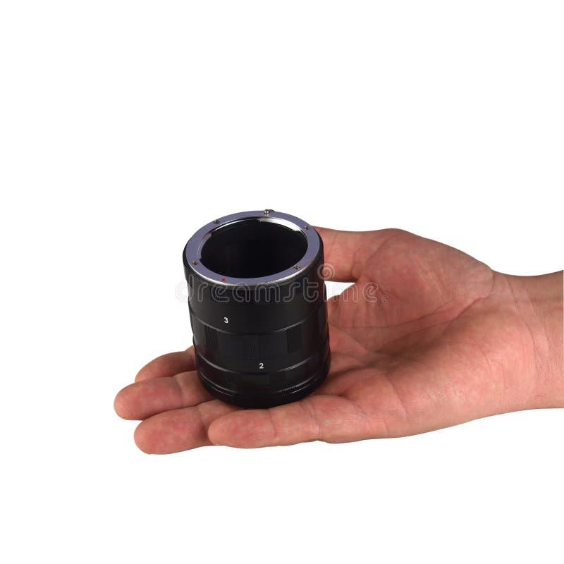 Średni pierścionki fotografia stock