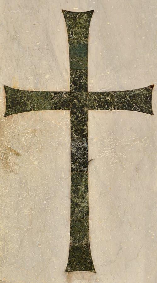 Średniowieczna przecinająca intarsja zdjęcia stock
