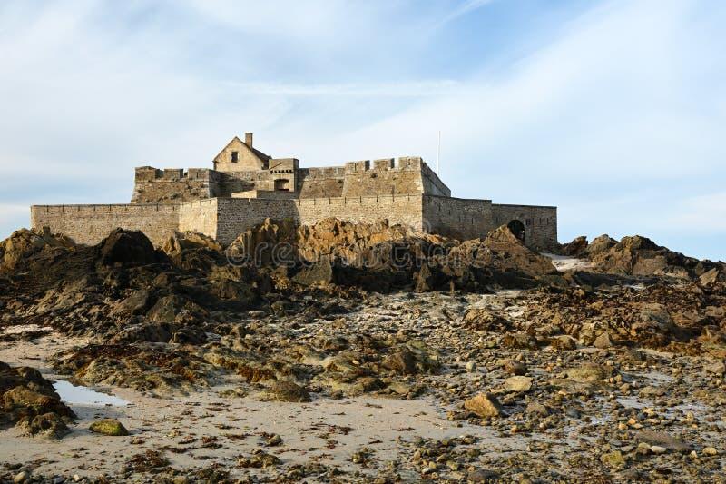 Średniowieczny forteca w świętym zdjęcia royalty free