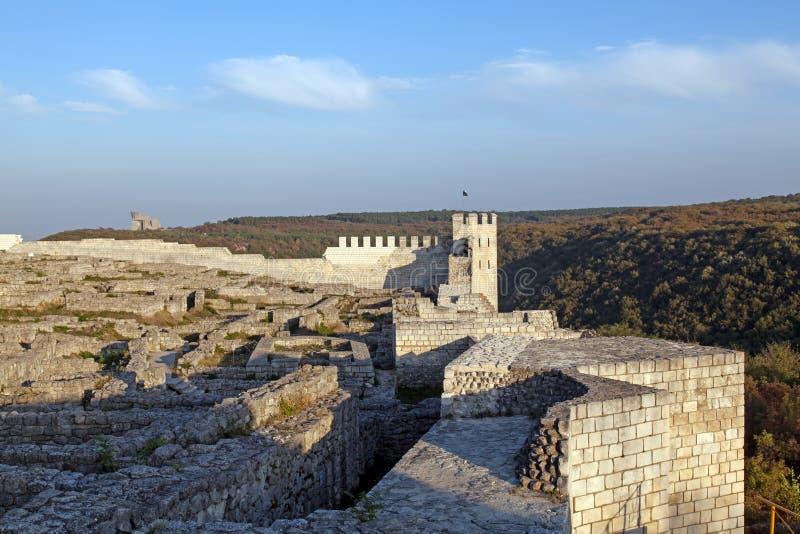 Średniowieczny forteczny Shumen zdjęcie stock