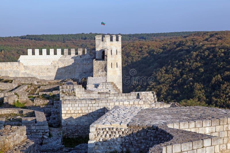 Średniowieczny forteczny Shumen obraz stock