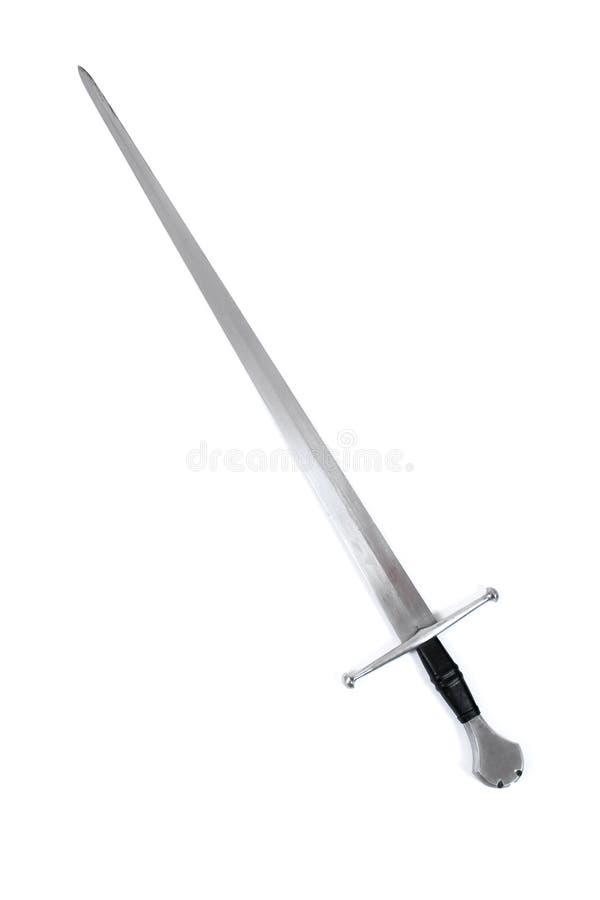 średniowieczny miecz zdjęcia royalty free