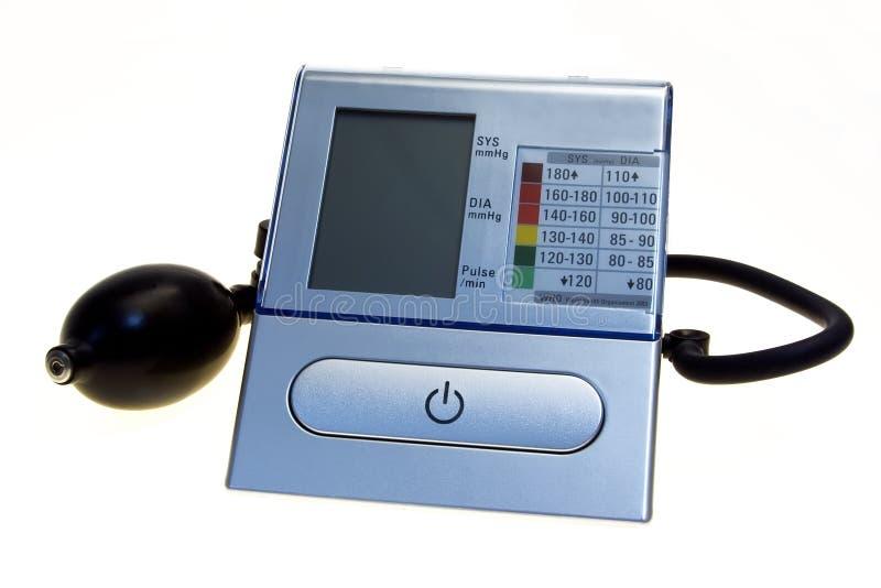środek ciśnienie krwi zdjęcia stock