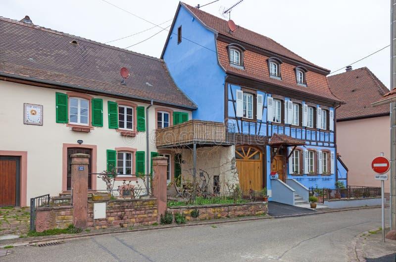 Środkowy Europa Francja fotografia stock