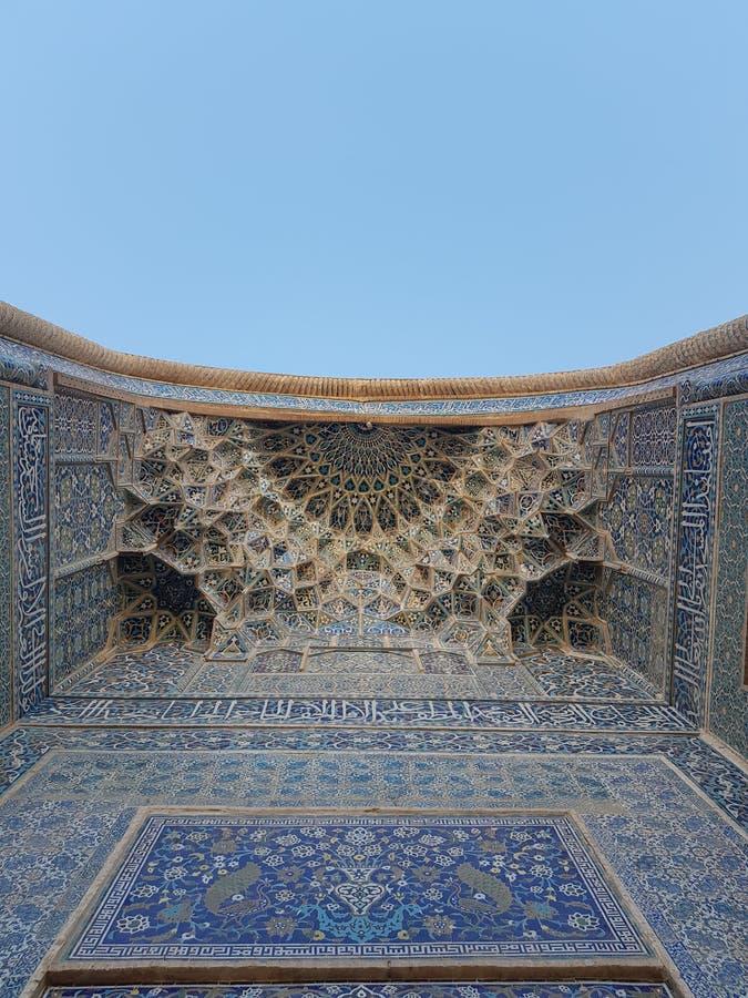 środkowy meczet obraz stock