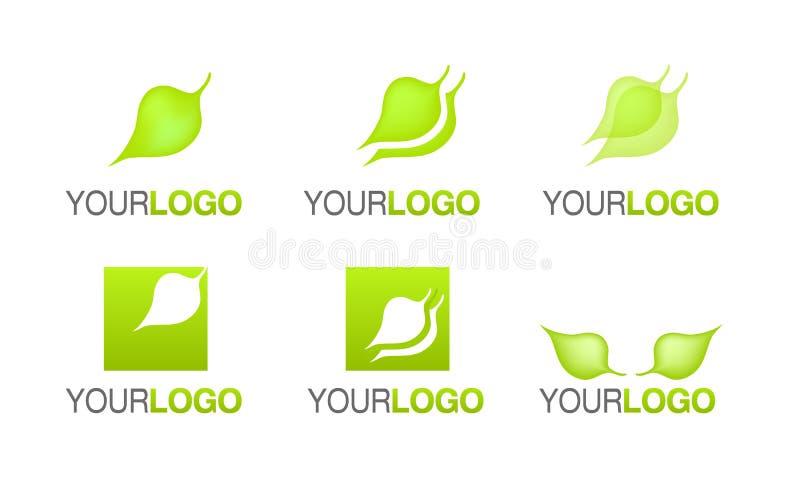 środowiska loga natury wektor ilustracja wektor