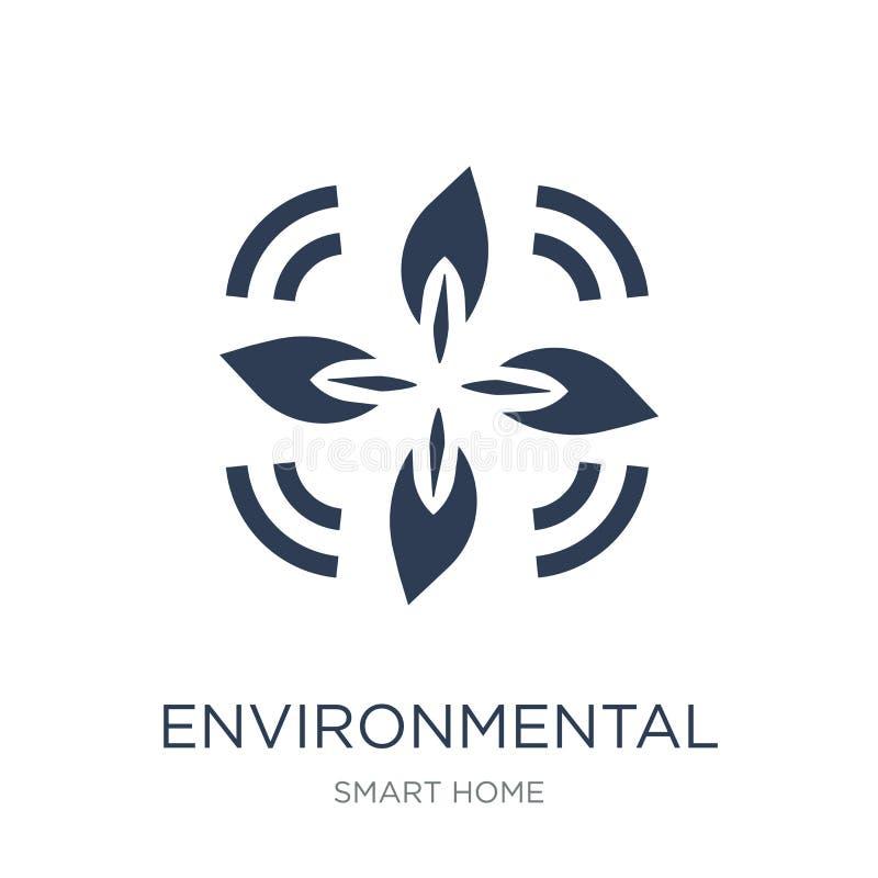 Środowiskowa ikona  ilustracja wektor