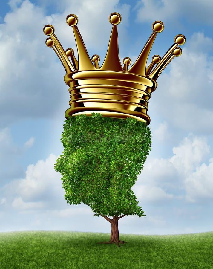 Środowiskowy przywódctwo royalty ilustracja
