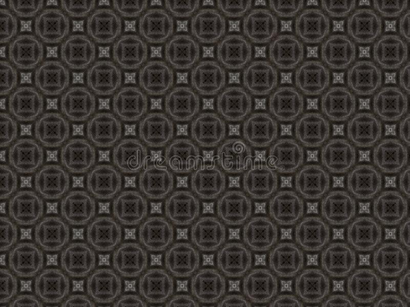 Świąteczna błyszcząca tkanina czerń i szarość barwimy z obliczającym wzorem ilustracji