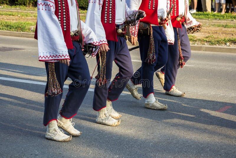 Download Świąteczna Militarna Parada Zdjęcie Stock - Obraz złożonej z ceremonia, dyscyplina: 57652130