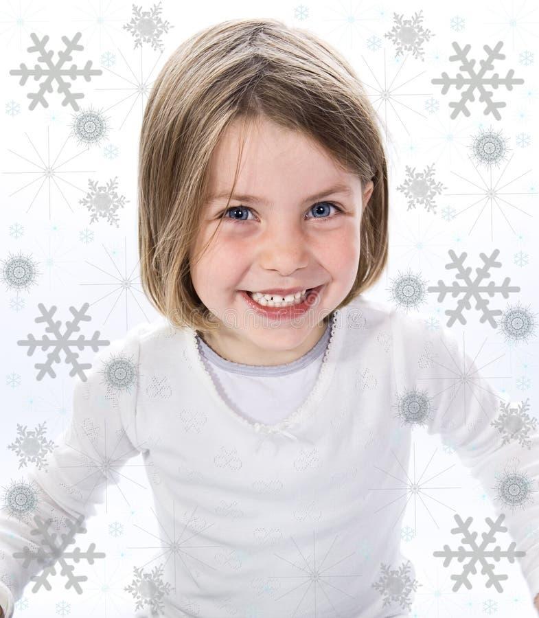 świąteczny dziecko uśmiech obrazy royalty free
