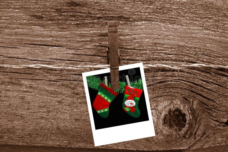 świąteczny foto royalty ilustracja