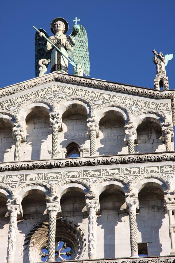 Świątobliwa oknówki katedra zdjęcia stock