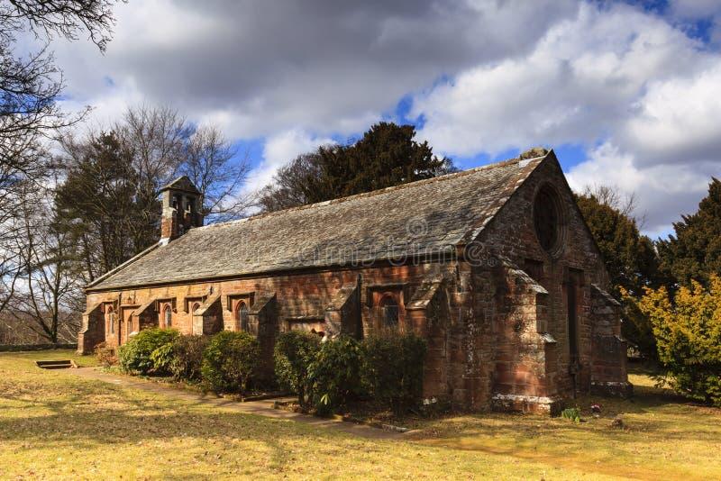 Świątobliwa Wilfrid's kaplica zdjęcia royalty free